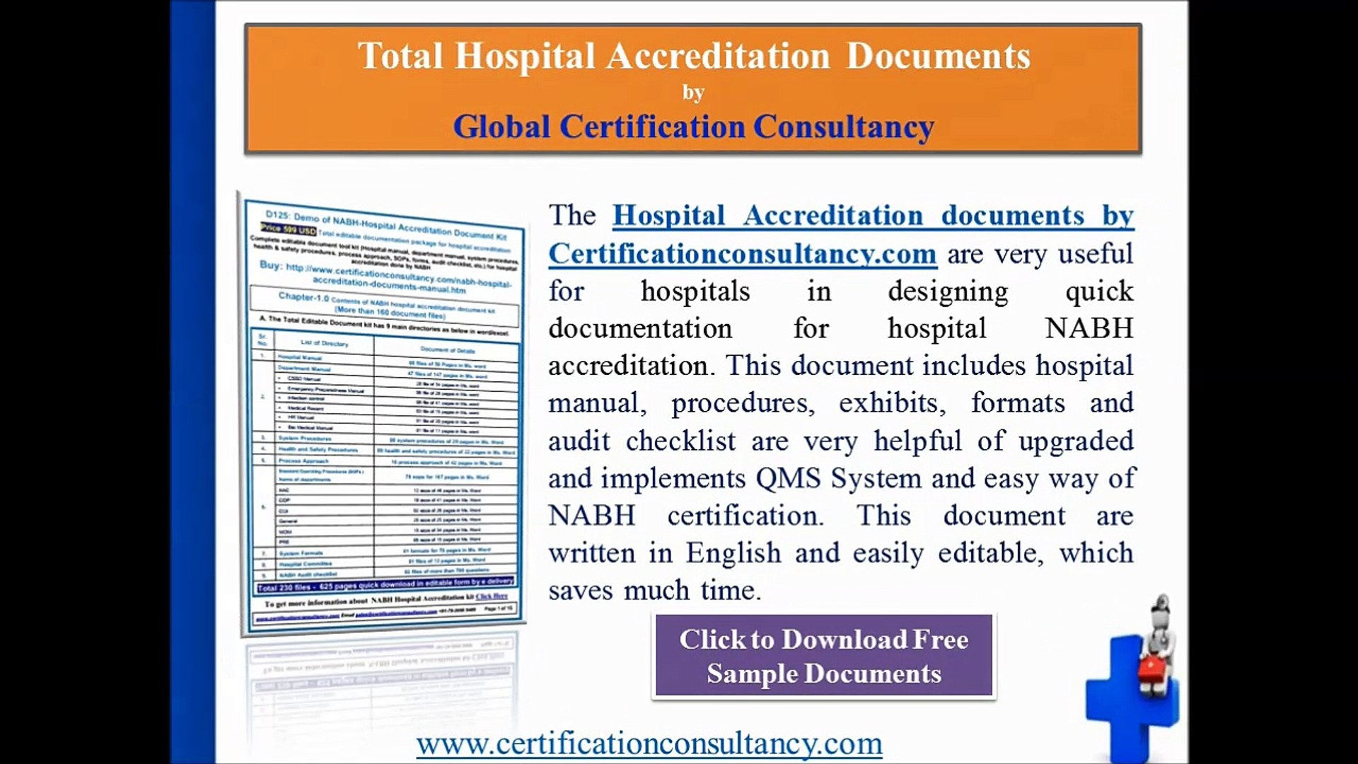 What to Document for Hospital Accreditation