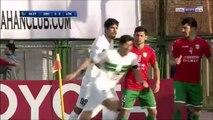 1-0 Morteza Tabrizi Goal AFC  Asian Champions League  Group B  - 19.02.2018 Zob Ahan 1-0...