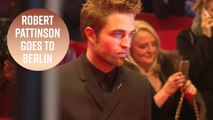 Robert Pattinson is the star of Berlin Film Festival