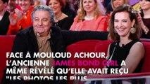 Carole Bouquet harcelée par des pédophiles, son témoignage choc