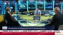 Le Club de la Bourse: Emmanuel Soupre, Gilles Bazy-Sire, Julien Nebenzahl et Mikaël Jacoby - 19/02