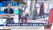 Avalanches: quatre morts ce week-end et quatre départements pyrénéens en alerte