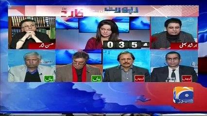 Agr Poora Sharif Khandan Hi Out Ho Jata Hai Tu Pallay Se Khana Paray Ga- Irshad Bhatti's Response on Maryam Nawaz's Statement