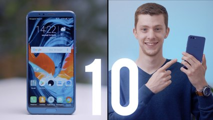 Honor View 10 : TEST COMPLET et AVIS PERSONNEL