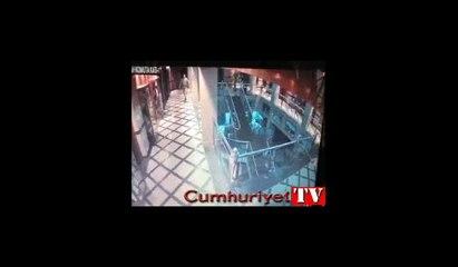 Şehit Ömer Halisdemir'in son görüntüleri ortaya çıktı