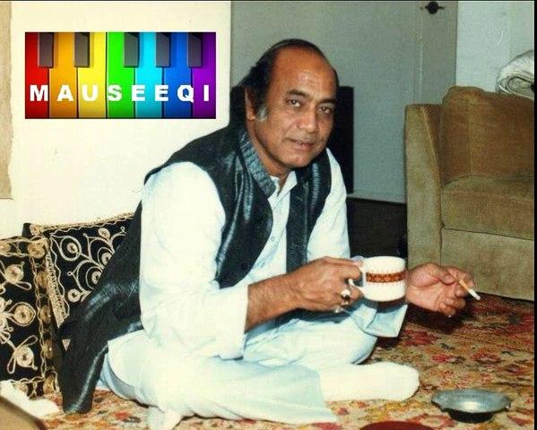 Ghazal - Jeena PaRa Hai Maut Ki Surat Na Poochhiay - Mehdi Hassan (HQ Audio)