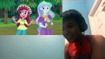 JCP REACTS TO MY LITTLE PONY EQUESTRIA GIRLS LEGENDS OF THE EVERFREE TRAILER (REACTION)