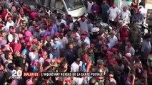 Maldives : l'inquiétant revers de la carte postale