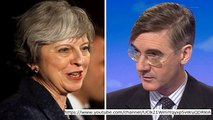 'Rees-Mogg could be the new Farage!' Alastair Campbell says Rees-Mogg is now THE finish of Brgo o...