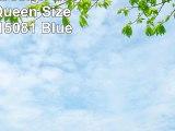 Southwest Design Navajo Print Queen Size 3pcs Set 15081 Blue