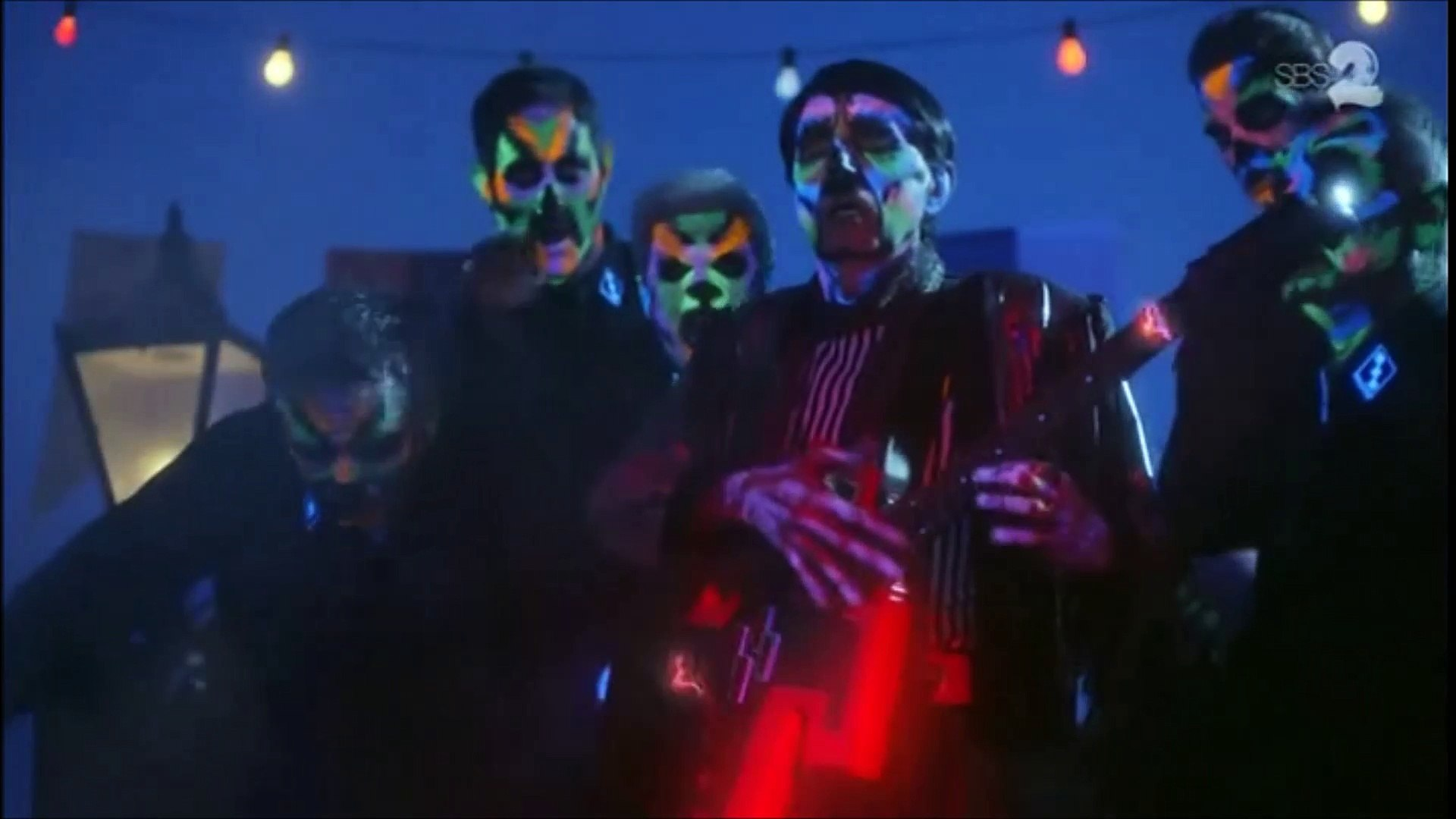 Danger 5 - Best moments when Hitler comes back as a zombie  - American House of Horrors