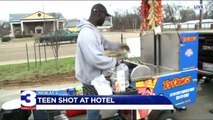 Teen Accidentally Shot Girlfriend in Motel Room, Critically Injuring Her: Police