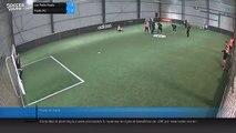 Faute de Yanis - Les Petits Reufs Vs Footix FC - 18/02/18 18:30 - Ligue du Dimanche 2018