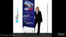 Bunting Stand | Bunting T-stand| Banner Printing Malaysia