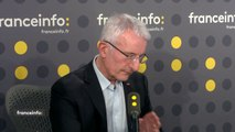 """Rapport Spinetta sur la SNCF : """"Bien sûr, l'inquiétude des cheminots est là. Mais la bonne réponse, c'est d'écouter et de concerter"""", estime Guillaume Pepy, le patron de la SNCF"""