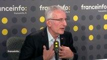 """Appel à la grève de la CGT : """"Je suis persuadé que l'écoute et la concertation la négociation vont permettre d'éviter une grande grève. Les cheminots ont intérêt à ce qu'il y ait un avenir pérenne pour la SNCF """", assure Guillaume Pepy, patron de la SNCF"""