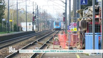 Ancenis : la gare SNCF en travaux pendant 3 ans