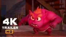 INCREDIBLES 2 Official Trailer (4K )ULTRA HD (2018) Disney Animated Superhero Movie