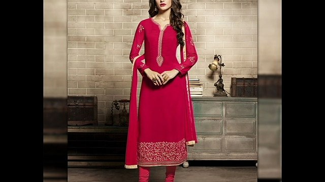 Salwar Suits: Latest Designer Suits, Salwar Kameez - Acchajee
