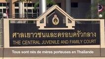 Thaïlande: un riche Japonais remporte la garde de 13 enfants