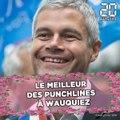 Le meilleur des punchlines de Laurent Wauquiez