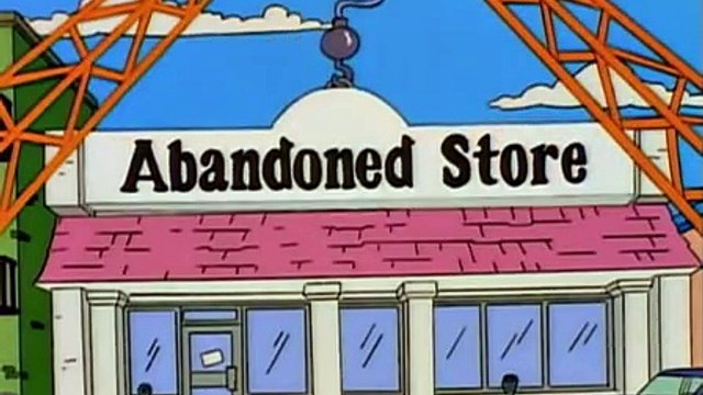The Simpsons - The ancient, mystic society of No Homers
