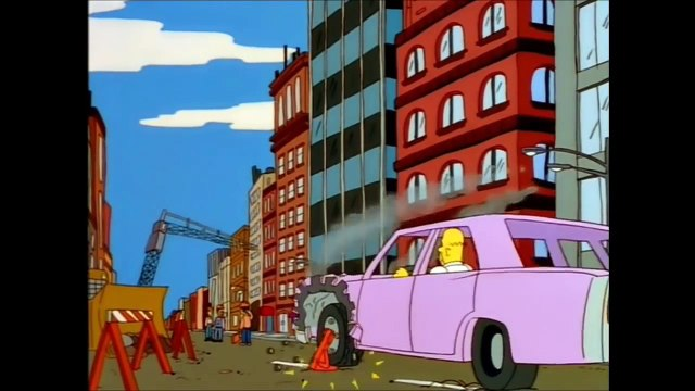 The City of New York vs. Homer Simpson (The Simpsons)