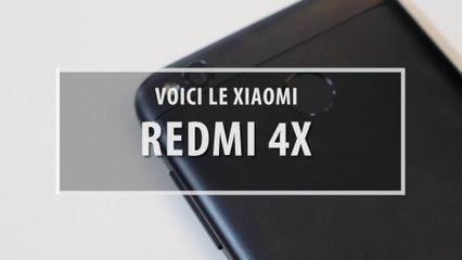 Smartphone Xiaomi Redmi 4X : une arrivée plutôt réjouissante