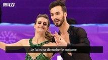 """JO 2018 : """"L'enfer"""" vécu par la mère de Gabriella Papadakis qui ressent """"un goût de défaite"""""""