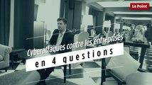 Cyberattaques contre les entreprises en 4 questions