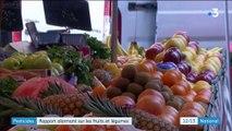 Alimentation : des résidus de pesticides dans vos fruits et légumes