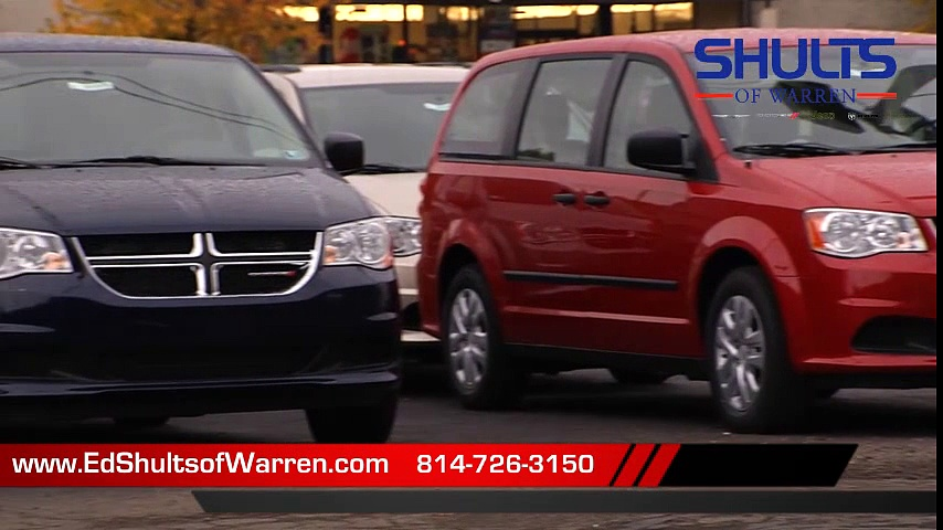 2018 Dodge Journey Warren, PA | Dodge Dealers