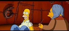 Simpsons Movie - Boob Lady