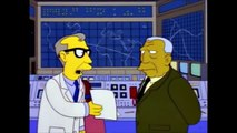 The Simpsons - Super Intelligent Chimps