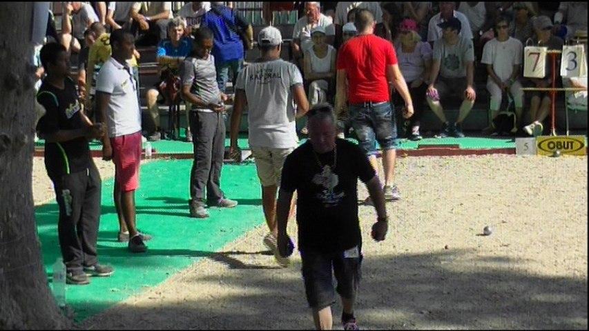 6ème International de la Ville d'Espalion : 64ème Perrier vs Lahatra