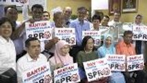 Selangor EC receives 200 protests over redelineation exercise