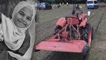 Girl killed in freak accident involving ride-on lawn mower
