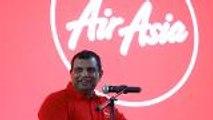 Tony Fernandes rubbishes retirement talk, names Riad Asmat AirAsia Berhad CEO