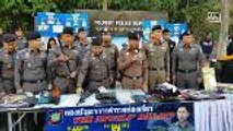 Hells Angels based in Thailand arrested