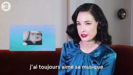 L'interview Bonbon : Dita Von Teese
