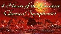 Idyllium - 4 Hours of the Greatest Classical Symphonies - Mozart, Saint-Saens, Schubert and