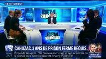 Procès Jérôme Cahuzac: trois ans de prison ferme requis en appel pour fraude fiscale