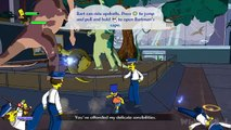 The Simpsons Game Walkthrough Part 2 - 100% (X360, PS3, PS2, Wii, PSP) Bartman Begins