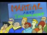 Street Fighter la serie animada - opening latino