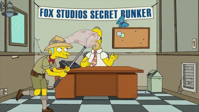 Homer Live - Homer For President   Season 27   The SIMPSONS