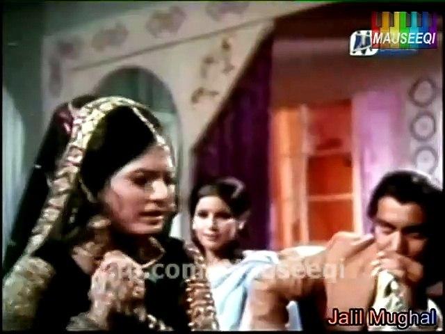Dil Jis Ko Dhoondta Tha Woh Soorat Yehi To Hay - Noor Jehan - Film Aag aur Zindagi
