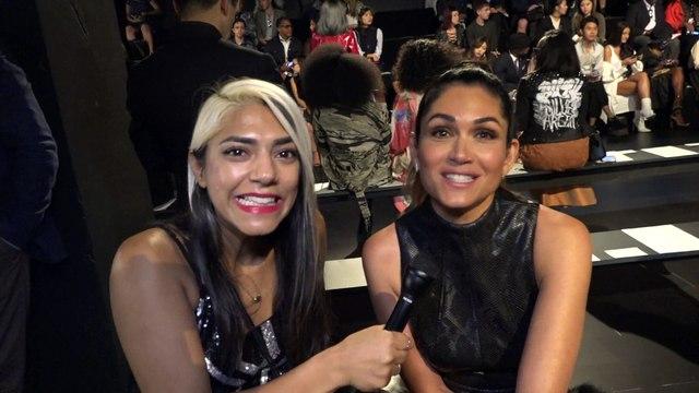 Lela Loren Front Row Celebrity interview