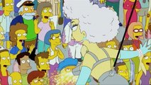 The Simpsons predicted Lady Gaga's Super Bowl performance five years ago