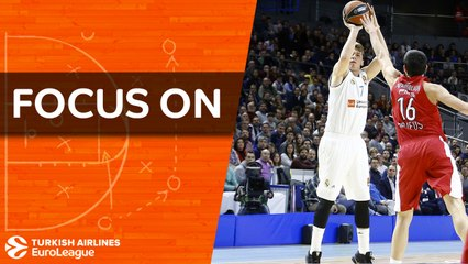 Focus on: Luka Doncic, Real Madrid