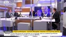 """Tout est politique. Laurent Wauquiez veut montrer à son électorat """"que décidément il est bien le nouveau chef"""", selon le politologue Bruno Cautrès"""